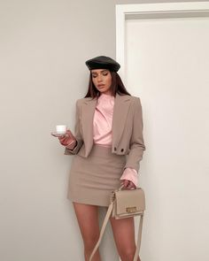Classy Sexy Outfits, Elegant Outfit, Cute Casual Outfits, Chic Outfits, Fashion Outfits, Turkish Fashion, 2000s Fashion, Aesthetic Clothes, Fashion Looks