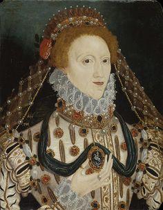 Queen Elizabeth I by an unknown artist