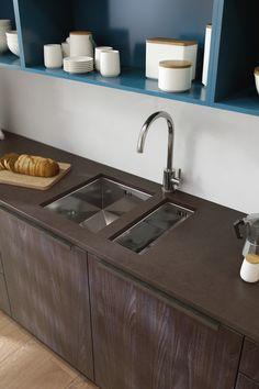 Modern Linear Kitchen on Behance