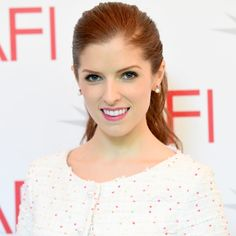 Anna Kendrick is known for her one liners and laugh-out-loud moments! If you love the hilarious actress, vote for her in our POP 100 poll for your favorite funny star!