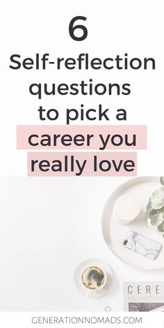 self reflection questions to ask yourself Find A Career, Choosing A Career, Dream Career, Career Change, Dream Job, Dream Life, Career Choices, Career Advice, Interview Advice