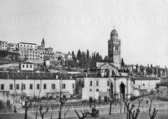 SILVIO TOMMASOLI - 1921 Verona, Santa Maria in Organo