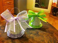 pletené zvončeky