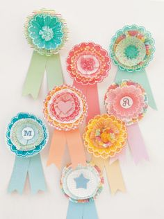 Liddy B. and me: Cupcake Wrapper Awards!