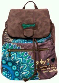 Bolsos 33 De Backpacks Mejores Bags Desigual Imágenes Y Purses Anq1n6