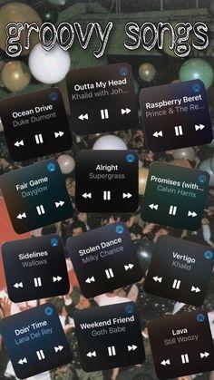 Good Vibe Songs, Fun Songs, Mood Songs, Music X, Music Mood, Good Music, Summer Playlist, Song Playlist, Positive Songs