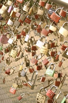 love padlocks on a bridge in Salzburg, Austria. its not paris but hey.start a new trend. Places To Travel, Places To See, Vienna Christmas, Danube River Cruise, European River Cruises, Destinations, Heart Place, Character And Setting, Salzburg Austria