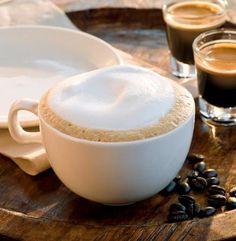 Starbucks Skim Latte - a good start of the day