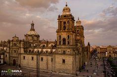 Catedral de la Ciudad de Mexico.