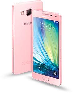 SamSung Galaxy A5 màu hồng thời trang kèm coupon giảm thêm 400.000đ nhân ngày 8/3