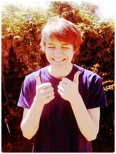 Charlie McDonnell, my first ever youtub love <3