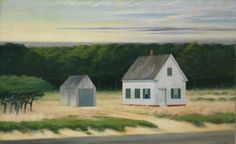 Edward Hopper's painting becomes the most expensive online painting auctioned by Christie's