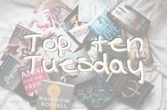 Madness Story: [Rendez-vous] Top ten tuesday #13