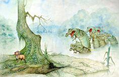 Sang Kancil and the Crocodiles