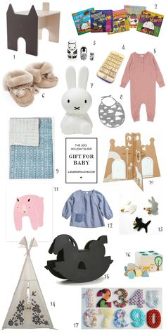 GIFT GUIDE: Baby All Battery free and fabulous