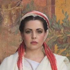 Peluquera aficionada a la arqueología logra reconstruir el peinado de las vestales romanas   Blog de Noticias - Yahoo! Noticias