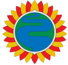 The Coat of Arms of the Amazonas was officially adopted by means of the Departmental Assembly Ordinance 020 of March 2, 1995. The coat of arms of Amazonas is also featured as a charge in the centre of the upper band of the Flag of Amazonas