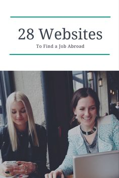 Have you always wanted to work abroad? Check out this blog post now to find a list of 28 great websites to help you get started! https://www.worldtrips.com/blog/work-abroad-28-websites-to-find-an-international-job?utm_source=pinterest%20ad&utm_medium=paid%20social&utm_campaign=28%20websites%20work%20abroad%20blog&utm_content=have%20you%20always%20wanted