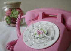 Telefon boyama annabell diy cevirmeli telefon