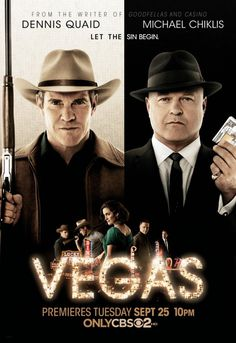 Vegas (2012-13) Great show.. gone too soon