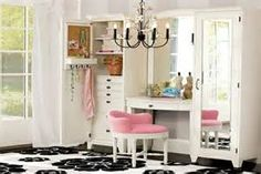 beautiful ladies dressing tables - Bing images