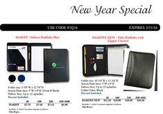 Deluxe Padfolio Plus As Low As $6.90