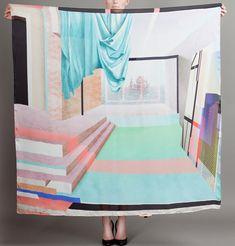 Rideau Antichambre Multicolore Milleneufcentquatrevingtquatre en vente chez L'Exception