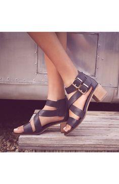 The Steve Madden sandals