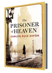 New Zafon book