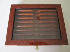 Thiers-Issard Display Case for Straight razors
