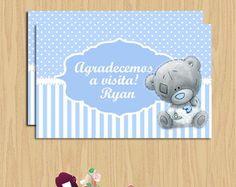 Cartão tag lembrancinha nascimento