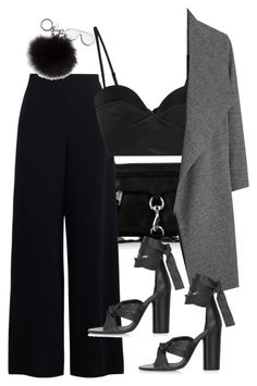 """Untitled #3889"" by amyn99 ❤ liked on Polyvore featuring mode, Rebecca Minkoff, Michael Lo Sordo, Miss Selfridge, Topshop et MICHAEL Michael Kors"