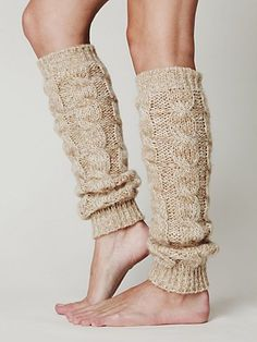 leg warmers #comfy #cozy #comfortable #legwarmers #knit #freepeople #accessory