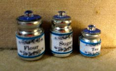 First try at making canisters from capacitors