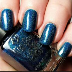 Too Fancy Lacquer - Blue Hawaii