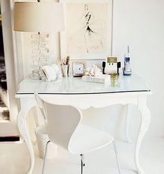 Ideas para crear mi espacio de trabajo en la casa :)