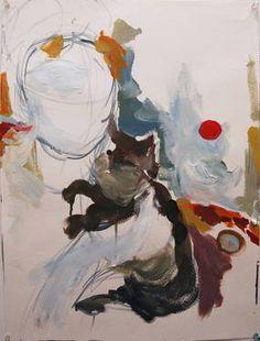 Painting by Hannah Dean