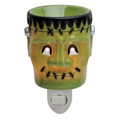 HE'S ALIVE! Scentsy's new plug in size Halloween warmer! #hesalive #scentsy Scentsy - We Make Perfect Scents!