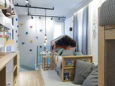 Mostra Casapronta quartos 2016 Projeto do quarto da casa da Vovó por D Trend Arquitetura  #design #decor #casaprontaquartos #casapronta #quartos  #wood #bed #camas quarto infantil quarto de criança beliche kids rooms cama cabana