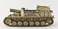 "artyrambles: ""Sturmpanzer II. """