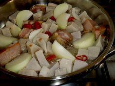 come-se: Carne de Lata ou carne na banha