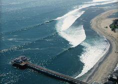 Surfrider Beach, Malibu, CA been going there for 40 years. Southern California Beaches, Malibu Beaches, Malibu California, Visit California, Transworld Surf, Balboa Beach, Muscle Beach, Beach Images, Surf Trip