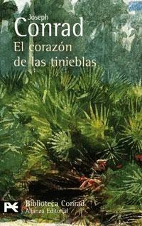 """""""El corazón de las tinieblas"""", J.Conrad"""