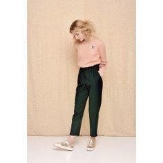 pantalon yvette garden @ DES PETITS HAUTS