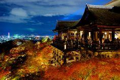 Bangkok, Kiyomizu Temple, Kyoto, Wanderlust, Cabin, House Styles, Symbols, Popular, City