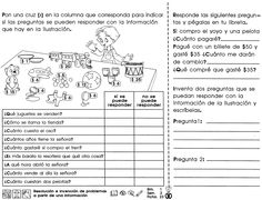 PROBLEMAS DE MATEMATICA PARA EL SEGUNDO GRADO DE PRIMARIA ...