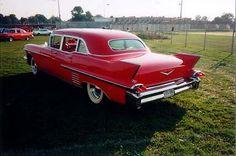 1958 Cadillac Limo