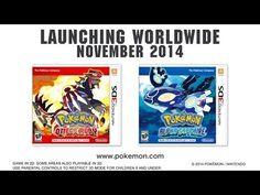 Pokemon Ruby and Sapphire Remakes Announced For November - http://videogamedemons.com/news/pokemon-ruby-and-sapphire-remakes-announced-for-november/