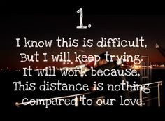 #LongDistanceRelationships #LDR #OnlineDating365. The longer you wait for something, the more you appreciate it when you get it. Anything worth having is definitely worth waiting for.