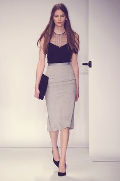 Fashion Design | Jasper Conran Runway: Fall 2014